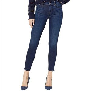 NWT 7 For All Mankind Skinny Serrano Night, sz 32